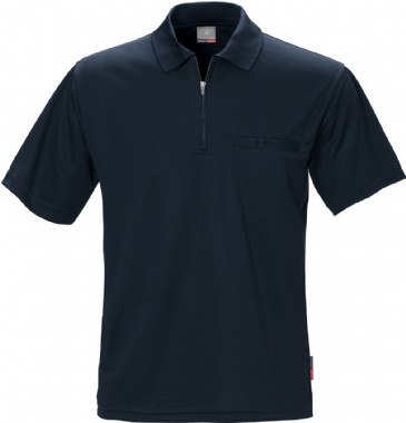 Fristads Coolmax Polo Shirt 718 PF (Dark Navy)